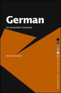 German_-_An_Essential_Grammar