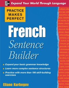 Practice Makes Perfect French Sentence Builder